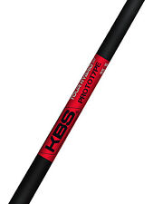 NEW KBS TOUR Graphite Hybrid Prototype Shaft. Choose Weight and Flex.