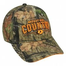 Mossy Oak Cap, Mossy Oak Break- Up Country Camo, Flexible Fitted. Free Shipping