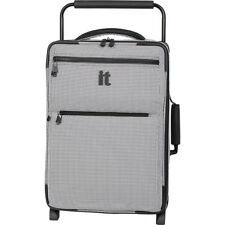 it luggage Worlds Lightest Los Angeles 2 Wheel 21.5 Softside Carry-On NEW