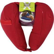 pb travel Nap X Travel Pillow with Built-In Eye Mask - Travel Comfort and Health