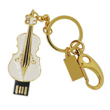 4-64GB Violin Pen Drive U Disk Gift Flash Stick Memory USB for Laptop