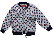2016 Kids Boys Girls Long Sleeve Cute Minnie Mouse Print Jacket Coat Outerwear