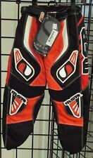 MSR Axxis Pants Red Black Offroad Motocross BMX