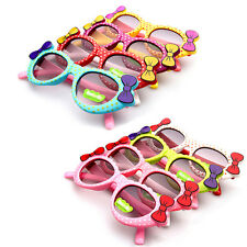 Kids AGE 3-12 Wayfarer Style Boys Girls Sunglasses Children Toddler Glasses Cute
