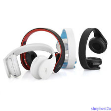3.5mm Foldable Headset Stereo Headphone Earphone For SmartPhone MP3 MP4 PC Hot