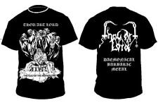 THOU ART LORD - THE HORNED ONE SHIRT M/XL/XXL ROTTING CHRIST NECROMANTIA