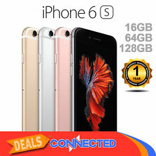 Apple iPhone 6S AT&T Factory Unlocked 16-64-128GB Smartphone 5 Colors US TOP A+