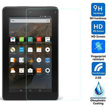 """9H Ultra Clear HD LCD Screen Protector Guard for Amazon Kindle Fire 7""""/8 6th Gen"""