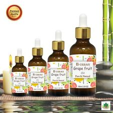 GRAPEFRUIT ESSENTIAL OIL NATURAL PURE UNDILUTED AROMATHERAPY 15ML TO 1000ML