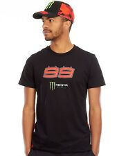 Jorge Lorenzo Monster Energy Black Monster Energy 2017 99 T-Shirt