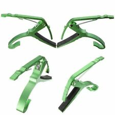 Guitar Capo Quick Change Tune Clamp Key Trigger F Acoustic Electric Choose Color