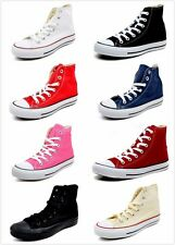 Converse Chuck Taylor Classic All Star High HI Top Trainers Boots NEW UK 3-11