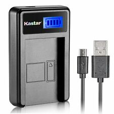 LCD1 Charger Combo For Kodak KLIC-7001 EasyShare M320 M340 M341 M753 M763 M853
