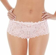 Lepel Fiore lace Short Soft Pink 93211, womens briefs size 8-18