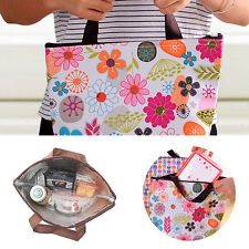 1Pcs Insulated Childrens Cool Bag School Lunchbox Kids Lunch Bags Picnic Bags