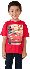 Disney Cars Lightning McQueen Toddler Boys T-Shirt