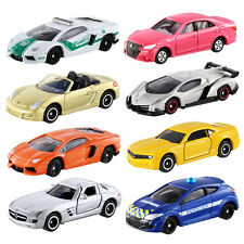 TOMY collectors Mini alloy sports car model simulation Play toy Kids Child