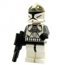 Lego Star Wars Mini Figure - Clone Gunner with Blaster (Approximately 45mm /. Fr
