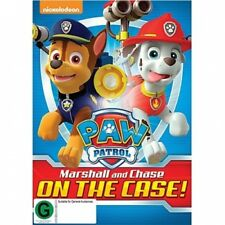 Paw Patrol: Marshall And The Chase On The Case [DVD_Movies] [Region 4] - DVD - N