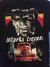 Jeepers Creepers movie T-shirt horror cult