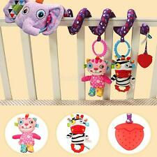 Infants Playing Toys Baby Crib Revolves Around The Bed Strollers Hanging Rattles