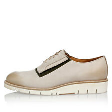 MAISON MARTIN MARGIELA new Men Laced Shoes Leather Made in Italy