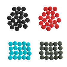 20Pcs Silicone Thumb Analog Sticks Grips for Nintendo Switch Controller