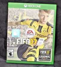 MICROSOFT XBOX ONE EA SPORTS FIFA 17 VIDEO GAME MINT CONDITION