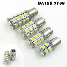 BA15S 1156 1141 AC/DC12V-24V DC12V White/Warm 2W-5W 5050 SMD LED Light Bulb Lamp