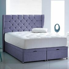 Tufted Orthopaedic Pocket Sprung Mattress with HD Micro Tencel Sleeping Surface