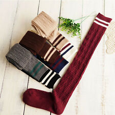 Over  Knee Socks Compression Stockings Cylinder College Wind High Stockings