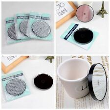 Mini Pocket Mirror Makeup Mirror Magnifying with 2 Suction Cups 5x/10x/15xMirror