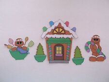 3D - U Pick - XM31 Christmas New for 2016 Card Scrapbook Embellishment