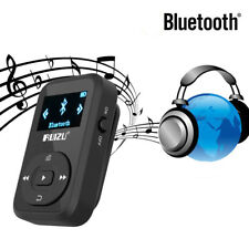RUIZU X26 Mini Clip Mp3 Bluetooth MP3 player 8GB Sport Mp3 Music Player FM Radio