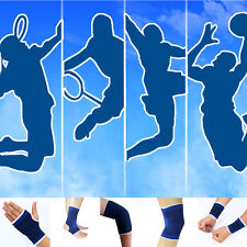 Sports Gym Elastic Acrylic Wrist/Elbow/ Knee/Ankle Support Joint Protector Brace