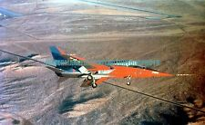 USAF  North American F-107A Color Photo Military Aircraft  F 107A Air Force Jet