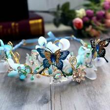 Delicate Lady Girls Flower Butterfly Hair Band Headwear Hair Accessories