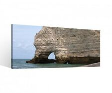 Canvas 1 Pieces Mountain Sea Rocks Pictures Landscape Wall Stretched 9b839