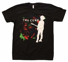 The Cure Boys Don't Cry T-Shirt Rock Alternative 80's Music Band Cotton Tee