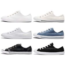 Converse Chuck Taylor All Star Dainty Low Women Casual Shoes Sneakers Pick 1
