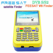 Satellite Finder HD 1080P DVB-S2 High Definition Satellite Finder MPEG-2 MPEG-4