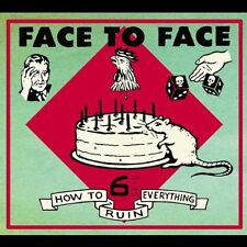 FACE TO FACE (CALIFORNIA) - How To Ruin Everything - CD ** Brand New **