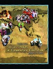 WALTER PARKER - Social Studies in Elementary Education (12th ** Brand New **