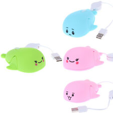 Retractable USB Optical Scroll Wheel PC Laptop Notebook Mouse Mice