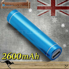 Mini Style Portable External Power Bank Battery Charger 2600mAh For iPhone HTC