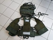 6SH117 RUSSIAN ARMY ASSAULT TACTICAL VEST MOLLE FULL SET WITH BACKPACK RATNIK