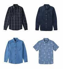 A.P.C. Shirts, Various Models, Sizes Small and XL - Brand New With Tags (APC)