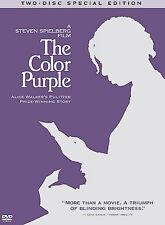 The Color Purple (Two-Disc Special Edition) DVD, Danny Glover, Whoopi Goldberg,