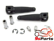 Front OR Rear Passenger Foot Pegs Rest for Kawasaki Ninja ZX6R ZX10R 650R ER-6N