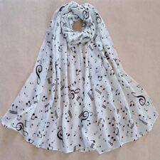 Women Black Pink White Brown Color Stylish New Fashion Spring Scarf